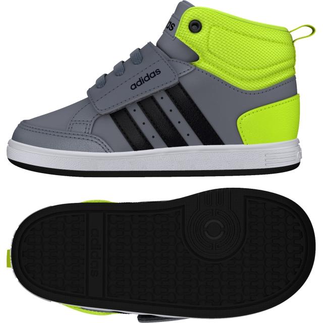 Adidas Hoops Cmf Mid Inf bébi utcai cipő