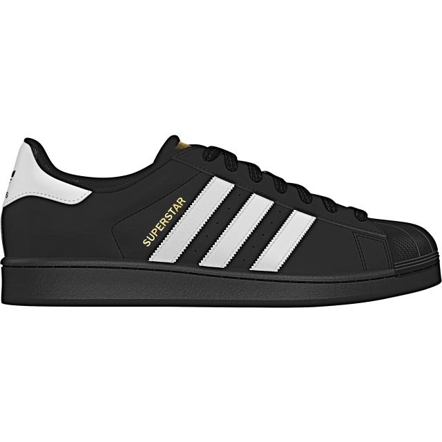 b27140- Adidas Superstar Fundation férfi utcai cipő 45f338d46210