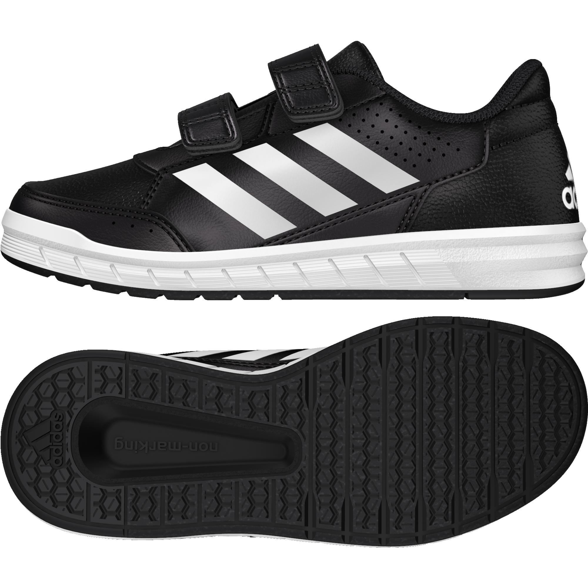 adidas ALTASPORT CF K fekete 35 Gyerek utcai cipő